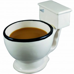 Toilet Coffee Mug