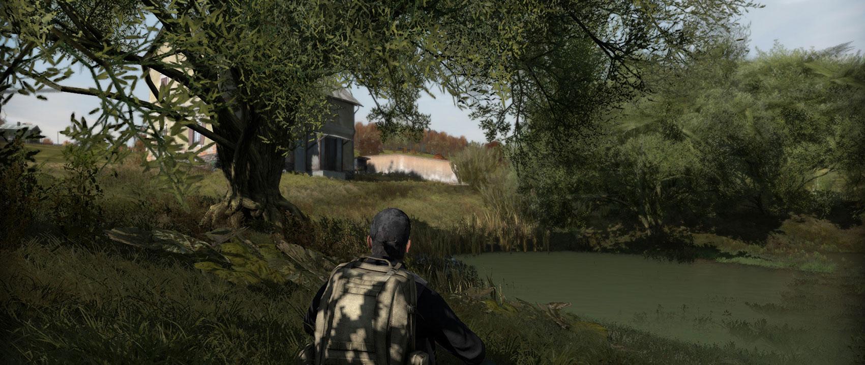 DayZ ARMA 2 Mod Screenshot