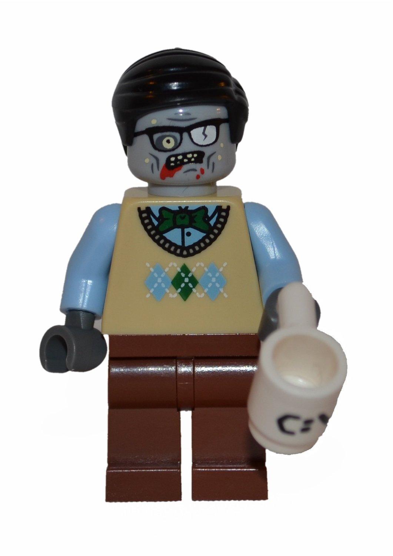 Zombie Lego Minifig