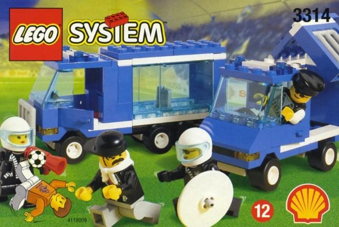 LEGO Police Unit