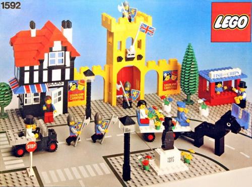 LEGO Town Square