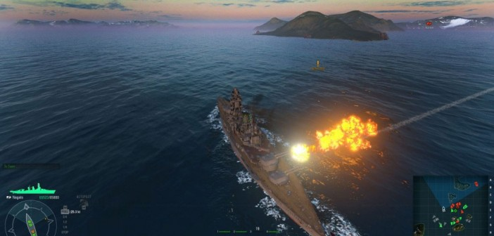 World of Warships PC Game Review
