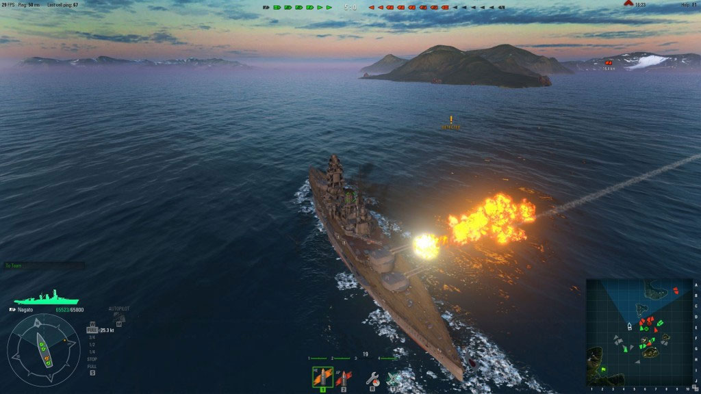 World of Warships Game Review